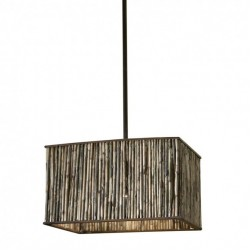 Marsh Reed Pendant Rectangular