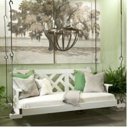 Chippendale Bed Swing in Pine