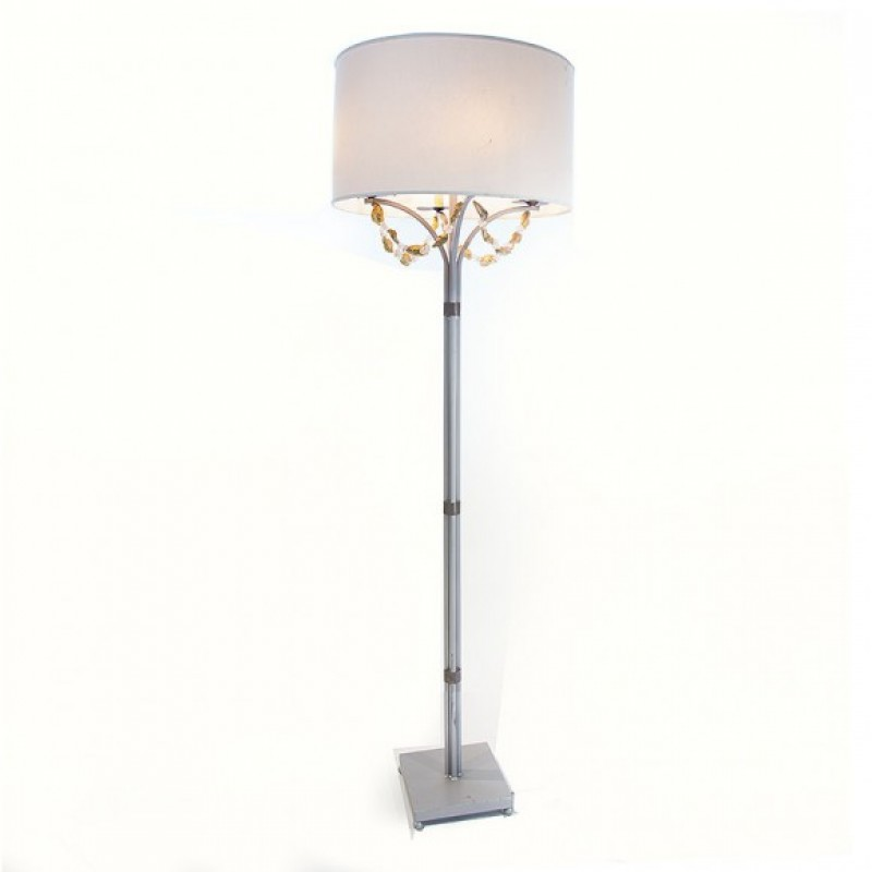 Candelabra floor lamp with shade aloadofball Images
